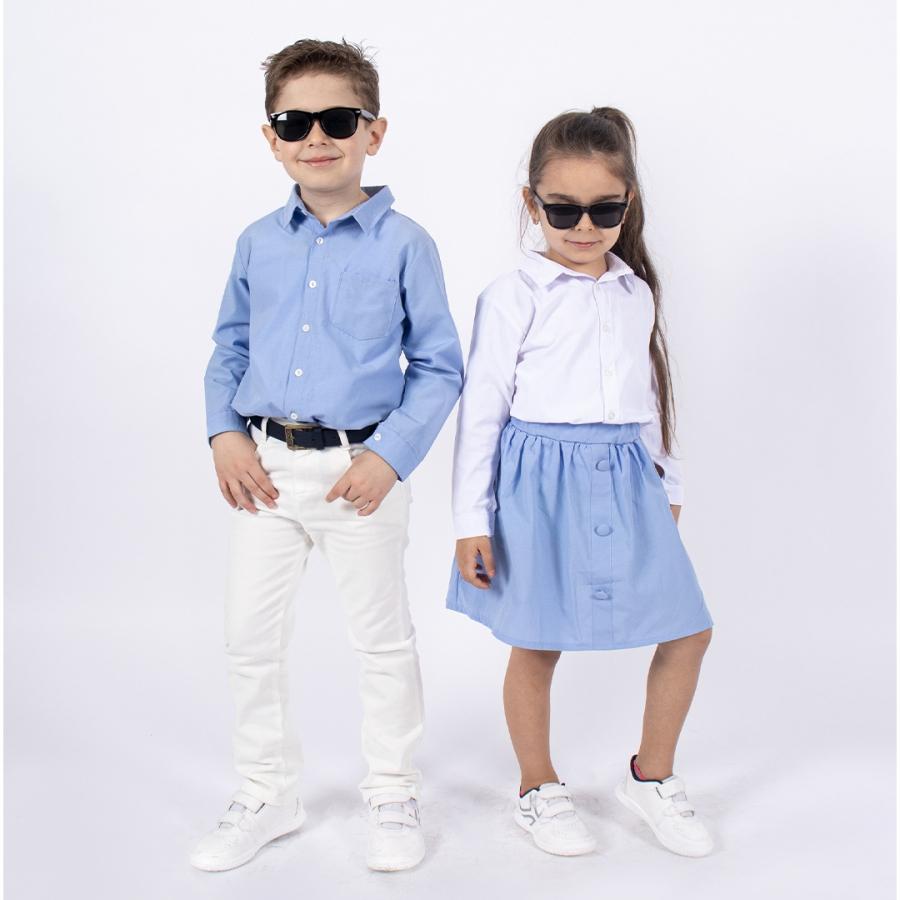 Mavi - Beyaz